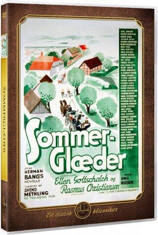 Sommerglæder DVD Film, Palladium