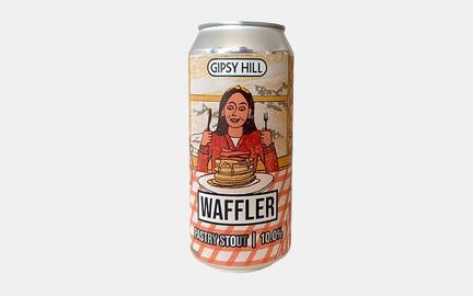 Waffler - Pastry Stout fra Gipsy Hill
