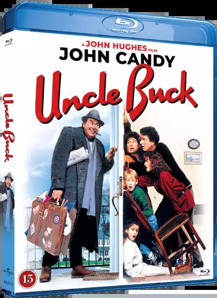 Onkel Buck, Uncle Buck, Bluray