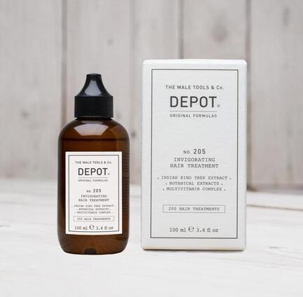 Depot No. 205 Invigorating Hair Treatment 100 ml