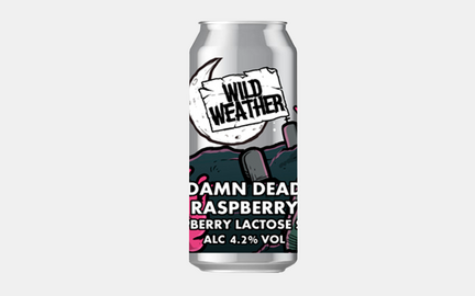 Damn Dead Raspberry - Sour fra Wild Weather Ales