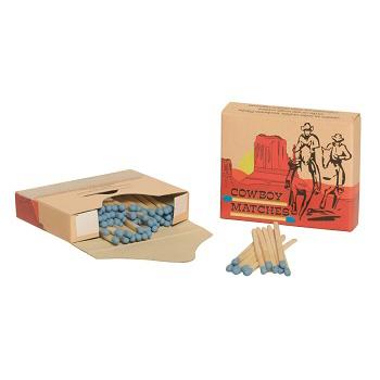 """Mil-tec - Tændstikker """"Cowboy Matches"""" (100-pak)"""