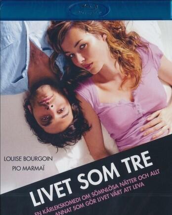 Livet som Tre, En lykkelig begivenhed, Bluray, Movie