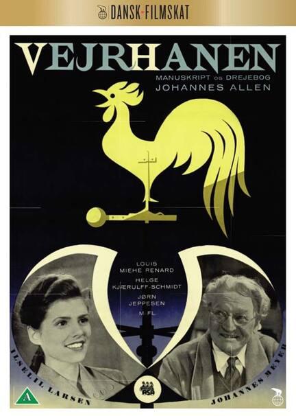Vejrhanen, Dansk Filmskat, DVD