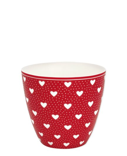 Lattecup Penny red
