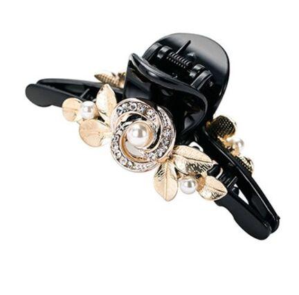 Hårspænde  Fashion Jewelry  Guld Rose