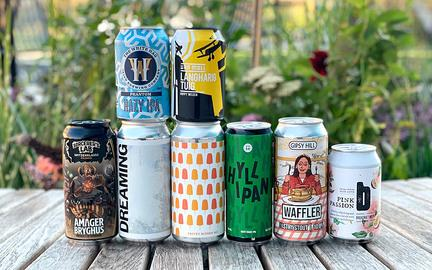 Sensommer - 8 blandede øl til sommerens sidste stråler