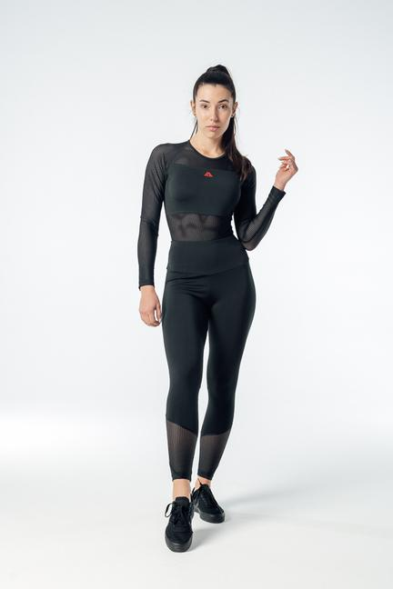 Fitness Tights Mesh