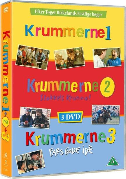 Krummerne, DVD Film, Movie