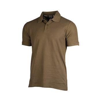 Mil-tec - Poloshirt Pikee (Oliven)