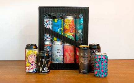 Gaveæske med specialøl | Beer Me