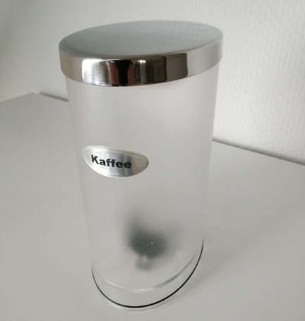 Produktbeholder til kaffe WMF presto og Schaerer Coffee factory