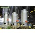 Kelly Kettle - Ultimate Scout kit 1,2 liter (rustfri stål)