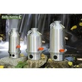 Kelly Kettle - Ultimate Base Camp kit 1,6 liter (rustfri stål)