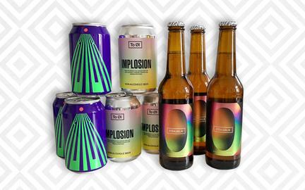 Lækre smagsfulde alkoholfrie øl | Beer Me