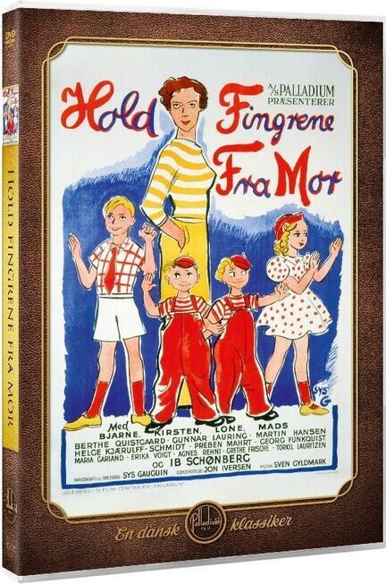 Hold fingrene fra mor, Palladium, DVD Film