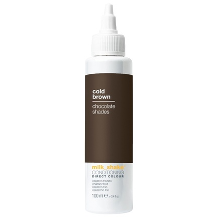 Milk_shake Conditioning Direct Colour 100 ml - Cold Brown