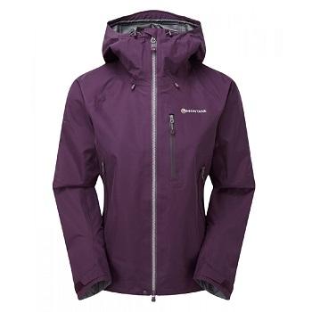 Montane - Fem Alpine Pro Jacket (Saskatoon Berry)