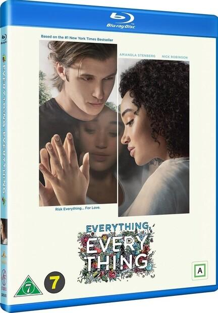 Alt eller intet, Everything Everything, Bluray, Movie