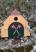 fuglehus som skagen redningshus
