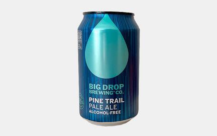 Pine Trail - Alkoholfri Pale Ale fra Big Drop