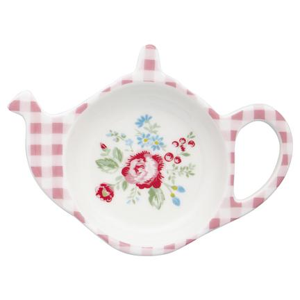 GreenGate Teabag holder, Gabby white