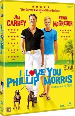 I lov you Phillip Morris, DVD