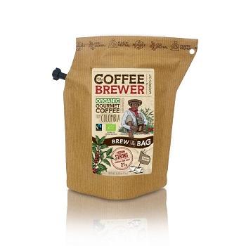 Brew-Company - Colombia Fairtrade & Økologisk kaffe