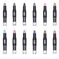 øjenskygge-eyeliner-pen-2farvet makeup