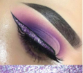 Metallic Eyeliner Lilla