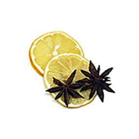 Citron og stjerneanis