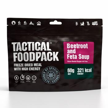 Tactical Foodpack - Beetroot Soup with Feta