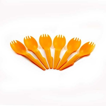 Kelly Kettle – Spork (Orange)