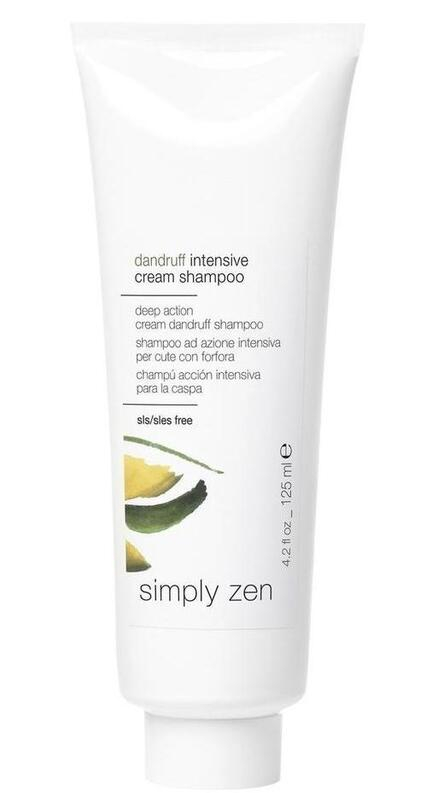 Simply Zen Dandruff Intensive Cream Shampoo 125 ml