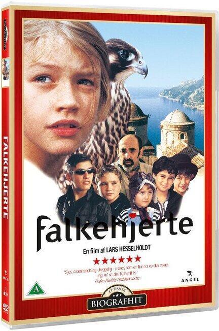 Falkehjerte, DVD