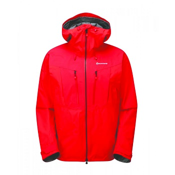 Montane - Endurance Pro Jacket (Alpine Red)