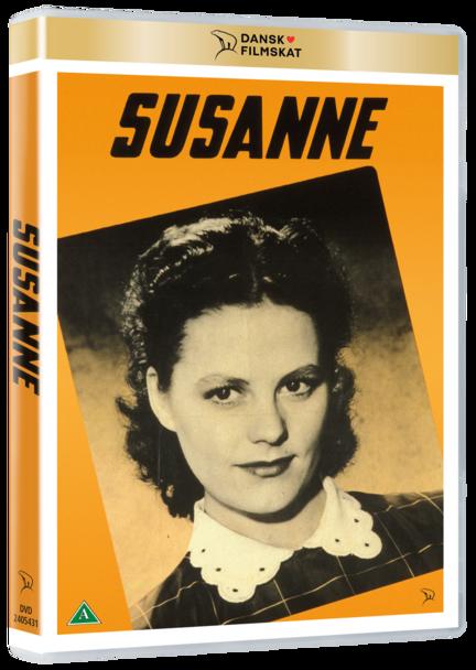 Susanne, Dansk Filmskat, DVD Film