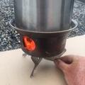 Kelly Kettle – Pot/Base Support (rustfri stål)