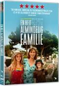 En helt almindelig familie, DVD Film, Movie