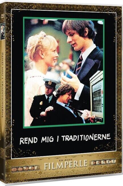 Rend mig i traditionerne, DVD Film, Leif Panduro