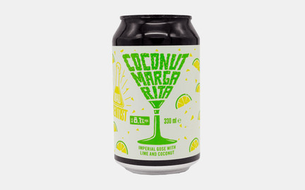 Coconut Margarita - Imperial Gose fra Mad Scientist
