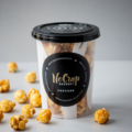 NoCrap popcorn lakrids