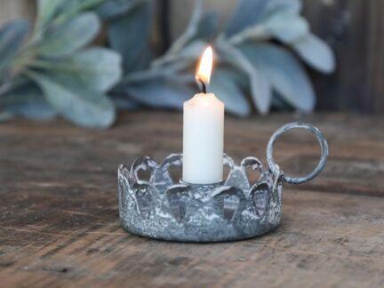 Candleholder w hearts