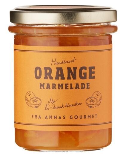 Annas Gourmet orangemarmelade