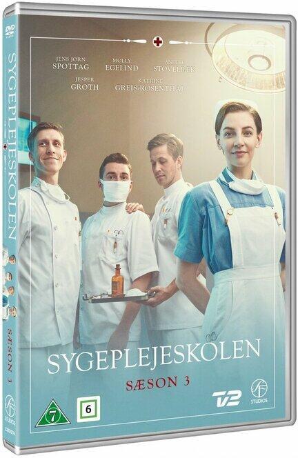 Sygeplejeskolen, DVD, TV Serie