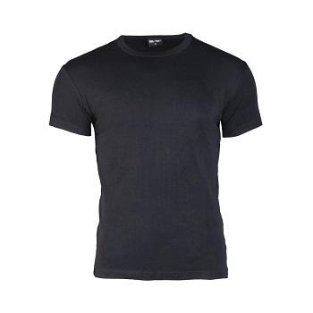Mil-tec - T-shirt Slank Pasform (Sort)