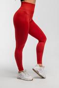 Stony Sportswear, Deadlift, Tights Sømløse Rød 2