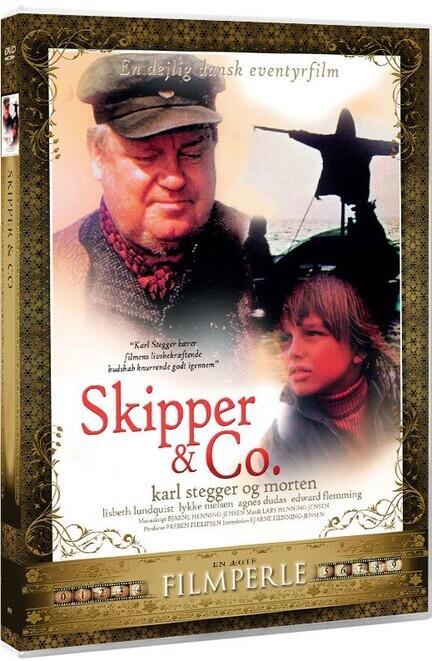 Skipper og Co., Filmperle, DVD Film, Movie