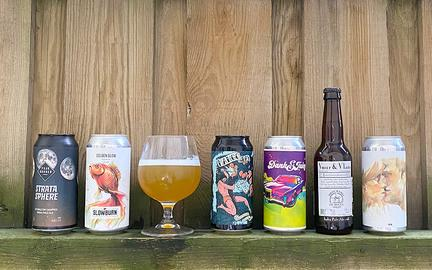Få 6 Pale Ale hver måned · Beer Me