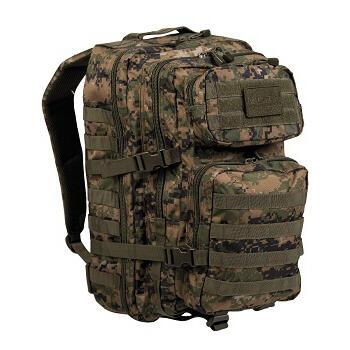 Mil-tec - US Assault Pack Large (Digital W/L)